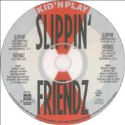 Click here for more info about 'Kid 'n Play - Slippin' /Friendz'