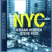 Click here for more info about 'Kieran Hebden - NYC'