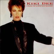 Click here for more info about 'Kiki Dee - I Fall In Love Too Easily'