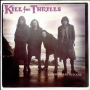 Click here for more info about 'Kill For Thrills - Commercial Suicide'