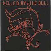 Click here for more info about 'Killed By The Bull - Killed By The Bull - Red/White vinyl'