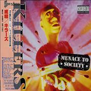 Click here for more info about 'Killers - Menace To Society'