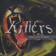Click here for more info about 'Killers - New Live & Rare'