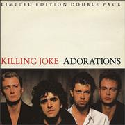 Click here for more info about 'Killing Joke - Adorations'