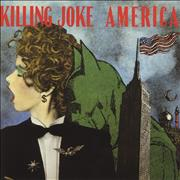 Click here for more info about 'Killing Joke - America'