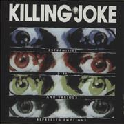 Click here for more info about 'Killing Joke - Extremities, Dirt And Various Repressed Emotions'