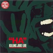 Click here for more info about 'Killing Joke - Ha - Killing Joke Live'