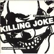 Click here for more info about 'Killing Joke - Killing Joke - Radio Sampler'