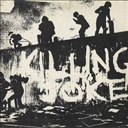 Killing Joke Killing Joke UK vinyl LP