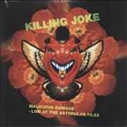 Click here for more info about ' - Malicious Damage - Live At The Astoria 12.10.03 - Sealed'