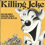Click here for more info about 'Killing Joke - Me Or You?'