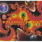 """Killing Joke Millenium UK 12"""" vinyl"""