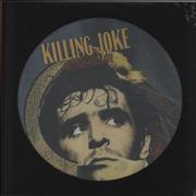 Click here for more info about 'Killing Joke - Outside The Gate - Sealed'