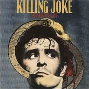 Killing Joke Outside The Gate UK vinyl LP