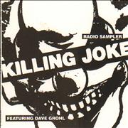 Click here for more info about 'Killing Joke - Radio Sampler'