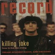 Click here for more info about 'Killing Joke - Record Mirror'