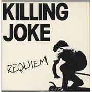 """Killing Joke Requiem + p/s UK 12"""" vinyl"""