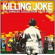 Click here for more info about 'Killing Joke - The Singles Collection: 1979 – 2012 - Coloured Vinyl - Sealed'
