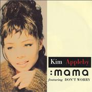 Click here for more info about 'Kim Appleby - Mama'
