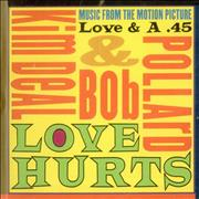 Kim Deal Love Hurts USA CD single Promo