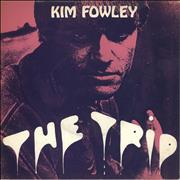 Click here for more info about 'Kim Fowley - The Trip - Solid + Picture sleeve'
