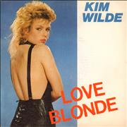 Click here for more info about 'Kim Wilde - Amor Rubio'