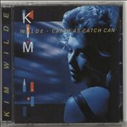 Click here for more info about 'Kim Wilde - Catch As Catch Can'