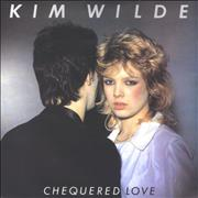 Click here for more info about 'Kim Wilde - Chequered Love'
