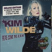 Click here for more info about 'Kim Wilde - Here Come The Aliens - Deluxe'