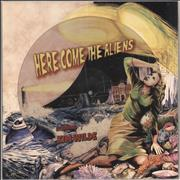 Kim Wilde Here Come The Aliens - RSD18 - Sealed Germany picture disc LP