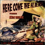 Click here for more info about 'Kim Wilde - Here Come The Aliens - Yellow Vinyl'