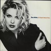 Click here for more info about 'Kim Wilde - If I Can't Have You + P/S'
