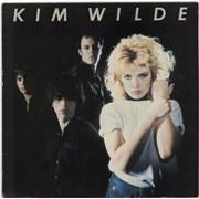 Kim Wilde Kim Wilde - EX UK vinyl LP