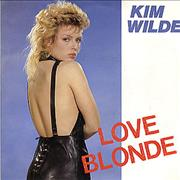 Click here for more info about 'Kim Wilde - Love Blonde - 4pr'