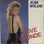Click here for more info about 'Kim Wilde - Love Blonde'