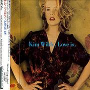 Click here for more info about 'Kim Wilde - Love Is'