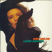 Click here for more info about 'Kim Wilde - Love Moves'