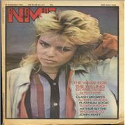 Click here for more info about 'Kim Wilde - NME - 19 September 1981'