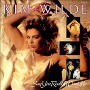 Click here for more info about 'Kim Wilde - Say You Really Want Me - Remix'