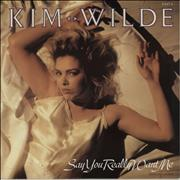 "Kim Wilde Say You Really Want Me UK 12"" vinyl"