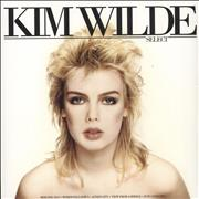 Click here for more info about 'Kim Wilde - Select - White Vinyl  - Sealed'