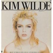 Kim Wilde Select UK vinyl LP