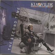 Click here for more info about 'Kim Wilde - The Second Time'