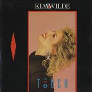Click here for more info about 'Kim Wilde - The Touch'