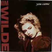 Click here for more info about 'Kim Wilde - You Came - Inj'