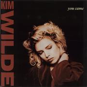 Click here for more info about 'Kim Wilde - You Came'