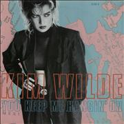 Click here for more info about 'Kim Wilde - You Keep Me Hanging On - Injection'