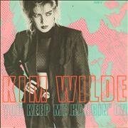 Click here for more info about 'Kim Wilde - You Keep Me Hanging On - Solid'