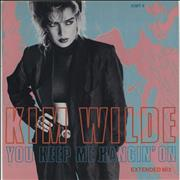 Click here for more info about 'Kim Wilde - You Keep Me Hanging On (Extended Mix)'