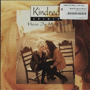Click here for more info about 'Kindred Spirit - Here In My Eyes'